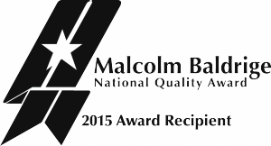 National Baldrige Award